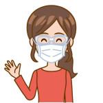マスクをするとメガネが曇る、その解決法をご紹介!