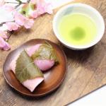 「桜餅」 関東風と関西風があるの知ってた?長命寺と道明寺とは?
